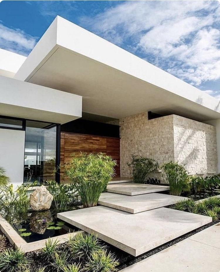 استودیو معماری زاها - بازسازی ساختمان لوکس ویلایی