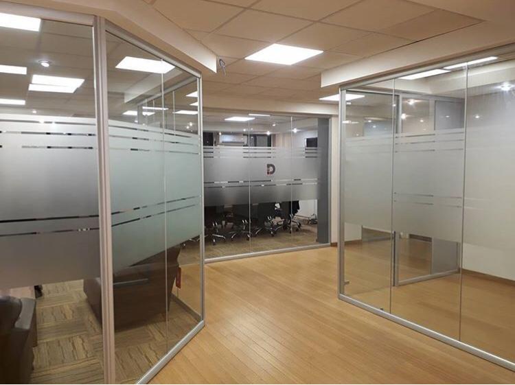 استودیو معماری زاها - بازسازی ساختمان اداری بسیار لوکس
