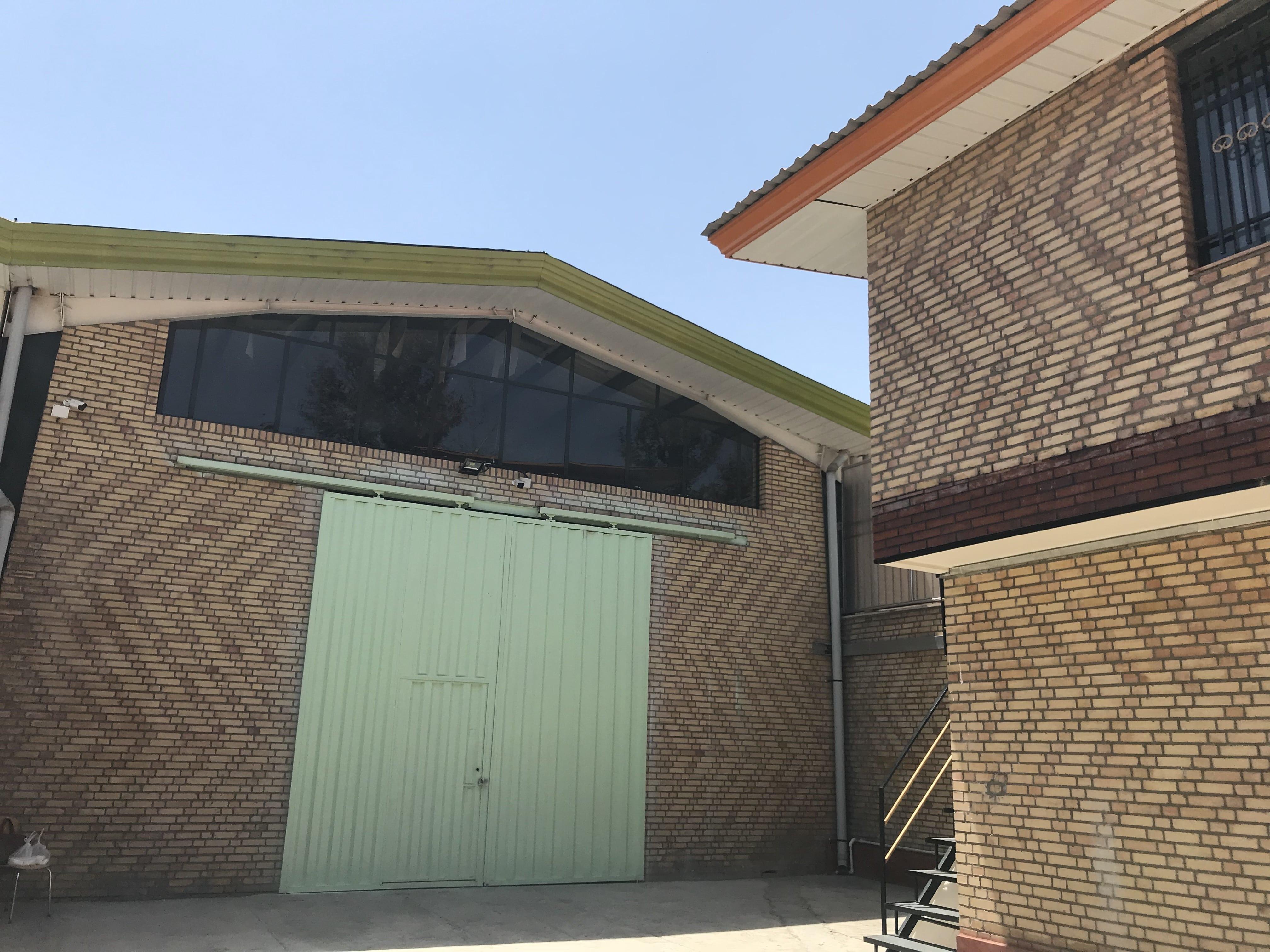استودیو معماری زاها - بازسازی سوله