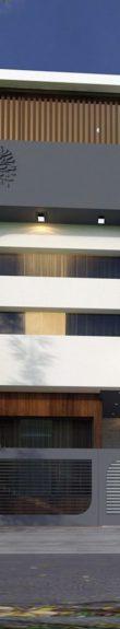 زاها استودیو - بازسازی ساختمان های مسکونی